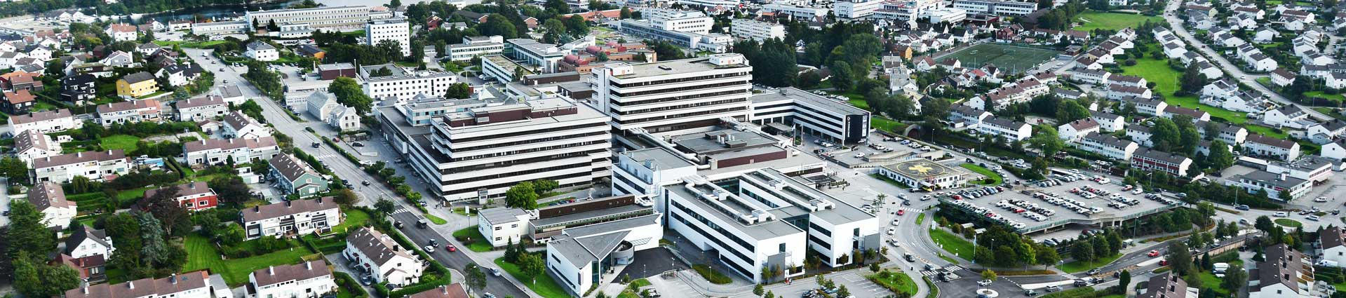 stavanger sykehus kart
