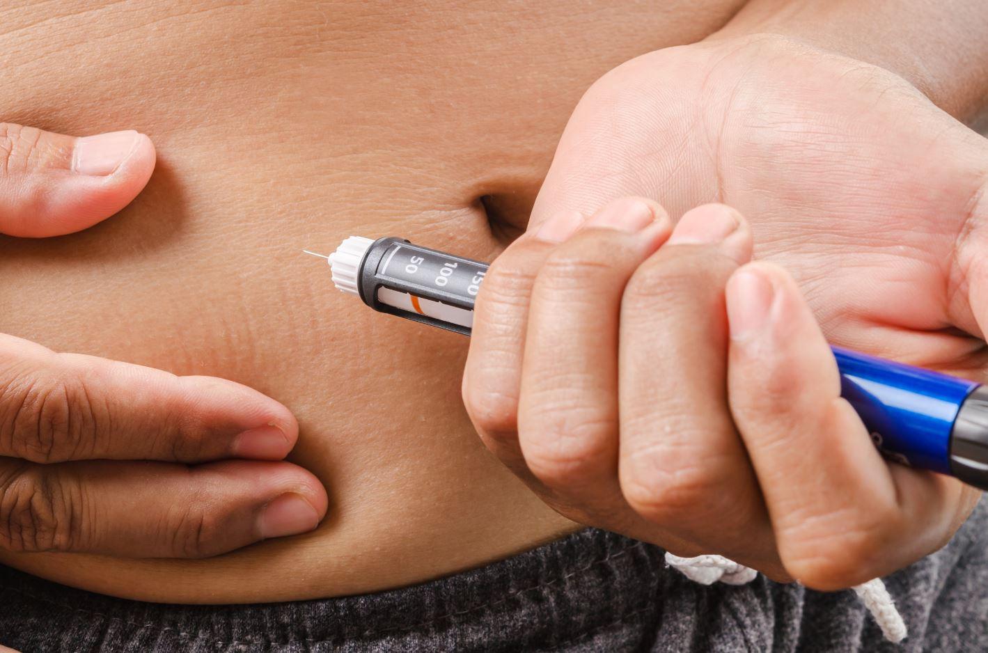 insulin pumpe