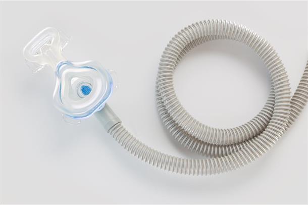 Et CPAP-apparat som hjelper deg med å puste